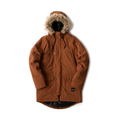 Парка зимняя FOOTWORK AMUT PARKA TOFFEE